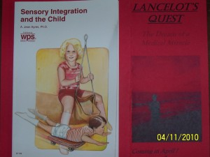 This book was a door I walked through to understand Lancelot's Senses.
